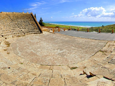 Curium Ancient Theatre